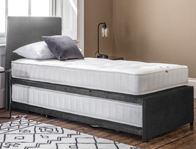 Gallery Essence Superior Divan Guest Bed