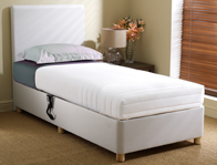 Gallery Latex Adjustable Bed - Shallow Base