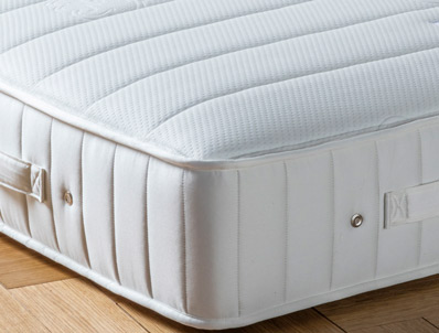 Gallery Supreme 1400 Naturally Quilted Pocket  Mattress