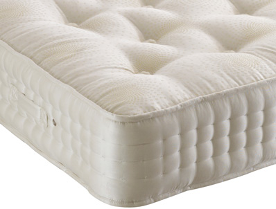 Healthbeds Heritage 2000 Natural Pocket Mattress