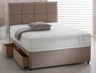 Healthbeds Heritage Cool Memory 2000 Pocket Bed