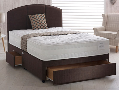 Healthbeds Heritage Latex 2000 Pocket Bed