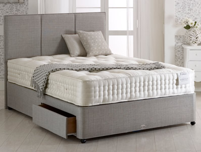 Healthbeds Heritage Natural 1400 Pocket Bed