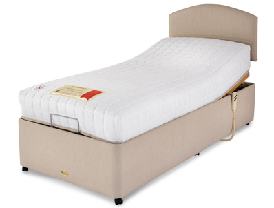 Healthbeds PostureFlex adjustable Bed