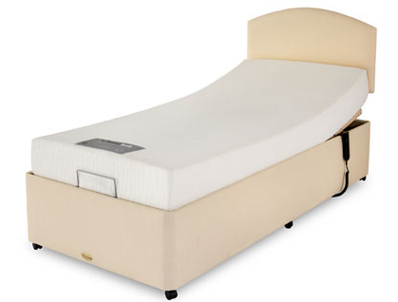 Healthbeds Sandringham 20cm Deep Memory Foam adjustable Bed