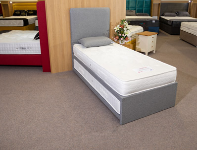 Healthbeds Weekender Coil Spring Guest Bed