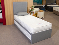 Healthbeds Weekender Coil Spring Guest Bed