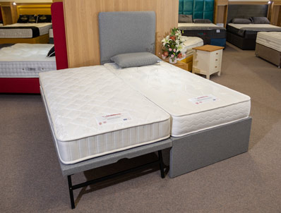 Healthbeds Weekender Pocket Spring Guest Bed