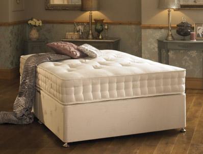 Healthopaedic Natural Pocket 1000 Divan Bed