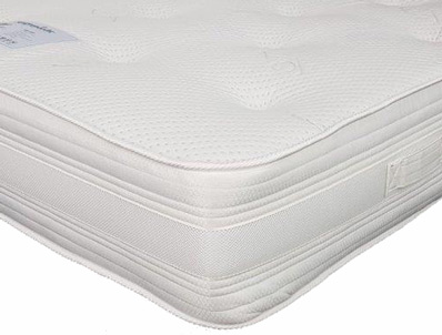 Healthopaedic Silk 1000 Pocket spring Mattress
