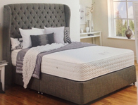 Hestia LP Latex & 1200 Pocket Divan Bed New