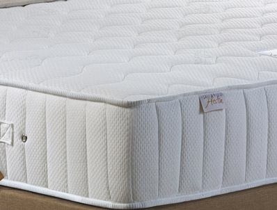 Hestia Memory Comfort 1200 Pocket Mattress New