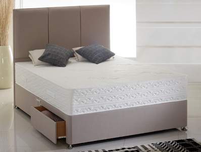 Highgrove 1500 Purity Natural Pocket Foam Encapsulated Bed