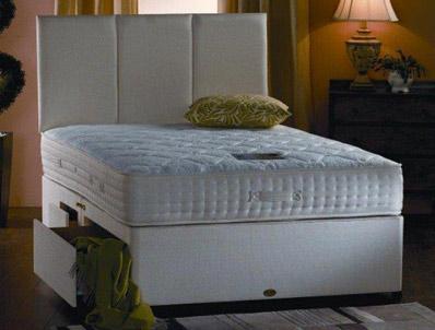 Highgrove Aloe Vera 1000 Pocket & Memory Bed
