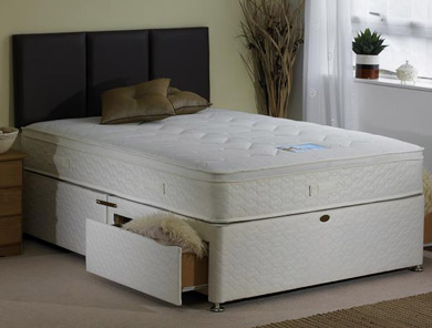 Highgrove Belmont 1000 Pocket & Memory Divan Set
