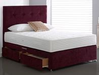 Highgrove Caesar Coil and Memory Foam Bed