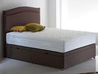 Highgrove Dual Memory Coil Spring Divan Bed