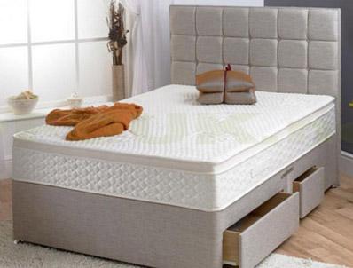 Highgrove Eco Desire 1500 Pocket & Memory Divan Bed