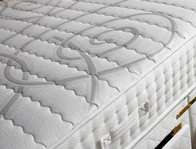 Highgrove Eternity 2000 Pocket & Latex Mattress