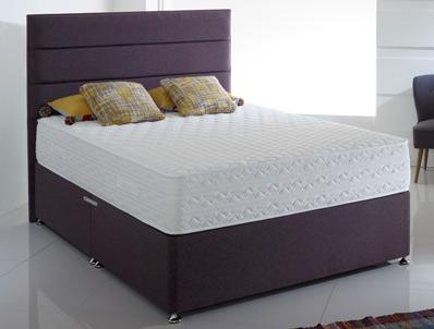 Highgrove Gel & Latex 2000 Pocket Bed