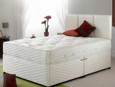 Highgrove Ortho Gold Divan Bed