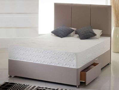 Highgrove Purity 2000 Pocket Natural Divan Bed