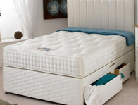 Highgrove Sheraton Backcare 2000 Pocket Ortho Divan Bed