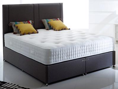 Highgrove Strathsmore  Natural Luxury 1500 Pocket Bed