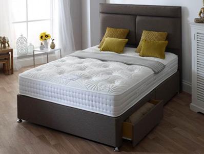 Highrove Aston Ergosense 1000 Pocket Divan Bed