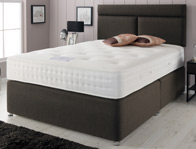Hush A Bye Pashmina 2000 Natural Pocket Divan Bed