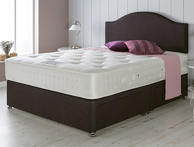 Hush A Bye Winslow 1200 Pocket Divan Bed