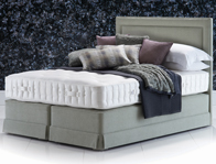 Hypnos Aspen Natural Supreme Divan Bed - New Model