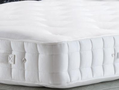 Hypnos Aspen Supreme Mattress - Natural Comfort Collection