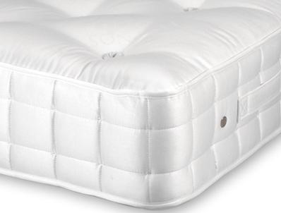 Hypnos Bedstead Three Mattress