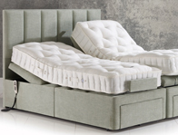 Hypnos E-Motion Adjustable Bed