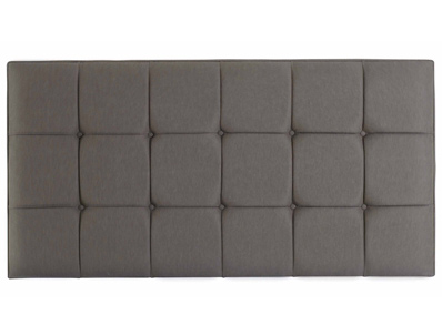 Hypnos Grace Fabric Buttoned Headboard