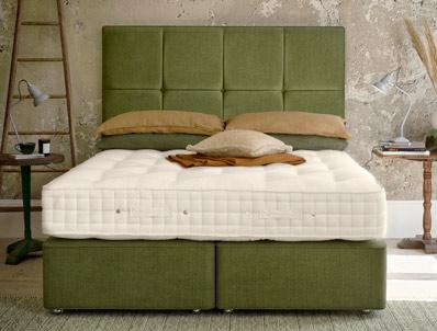 Hypnos Hadlow 8 Turn Pocket Divan Bed