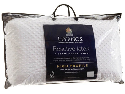 Hypnos High Profile Talalay Latex pillow