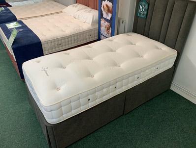 Hypnos Luxury No Turn Supreme Bed