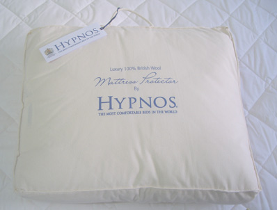 Hypnos Luxury Wool Mattress Protector