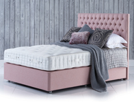 Hypnos Orthos Cashmere 10 Turn Pocket Divan Set