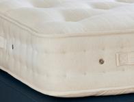 Hypnos Orthos Cashmere 10 Turn Pocket  Mattress Extra Firm