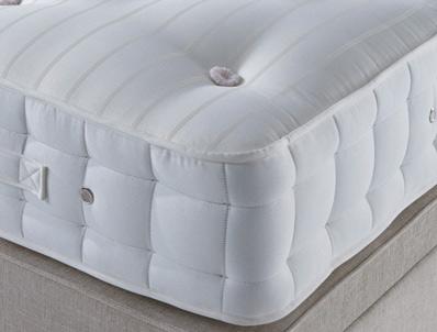 Hypnos Orthos Wool 6 Turn Pocket Spring Mattress