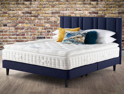 Hypnos Pillow Top Emerald 8 Turn Divan Bed