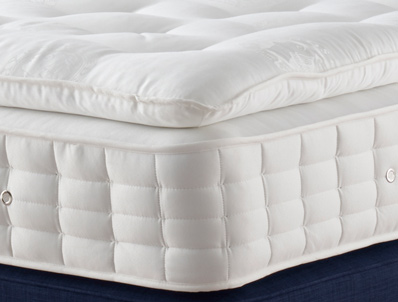 Hypnos Pillow Top Emerald 8 Turn Pocket Mattress