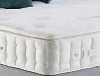 Hypnos Pillow Top Pearl 6 Turn Pocket Mattress