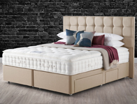 Hypnos Pillow Top Ruby 8 Turn Divan Bed