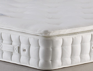 Hypnos Pillow Top Ruby 8 Turn Pocket Mattress