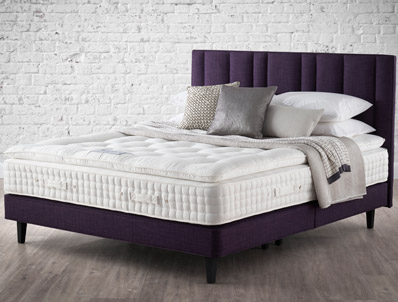 Hypnos Pillow Top Sapphire 10 Turn Divan Bed