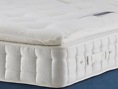 Hypnos Pillow Top Sapphire 10 Turn Pocket Mattress - Double Size